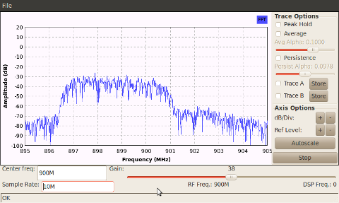 CDMA sensing with USRP   Radio Adventures